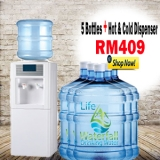 Life Waterfall Promotion